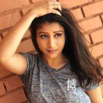 Alya Manasa, model