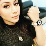 Alya Manasa, new watch