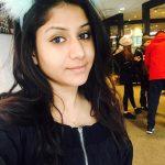 Alya Manasa, without makeup