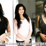 Amritha Aiyer, 2018 image, collage, hd