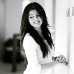 Amritha Aiyer, balck & white picturs