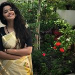 Anupama Parameswaran, natural, smiling face