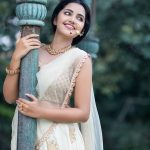 Anupama Parameswaran, photoshoot, hd, 2018 picture, white dress