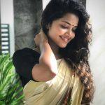 Anupama Parameswaran, shy, image