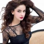 Hindi Medium actress pakistani saba qamar zaman  black transparent dress (32)