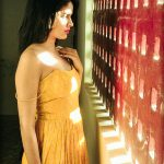 Lavanya Tripathi, Yellow dress