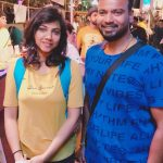 Madonna Sebastian, outing, fan