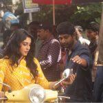Mr. Chandramouli , Gautham Karthik,  Regina Cassandra, yellow bike