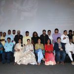 MrChandramouli Audio Launch, Rejina, Karthick, Gautham, Varalaxmi, Director, Hero, Sathish