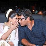 MrChandramouli Audio Launch, Vishal, Varalaxmi, love
