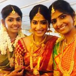 Niranjani Ahathian (35) karthika thiru vijayalakshmi sisters