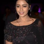 Nivetha Pethuraj, Black dress