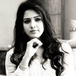 Pavani Reddy, black and white, beauty