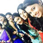 Pavani Reddy, friends, priya bhavani shankar, vijay tv
