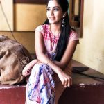 Pavani Reddy, homely, cute