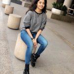 Ritika Singh, modern, jean