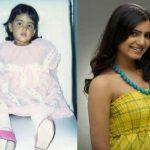 Samantha, childhood, pink dress, memories