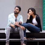 Shalini Pandey, GV Praksh, Wallpaper,100% Kadhal, black dress