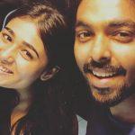 Shalini Pandey, GV Praksh, selfie