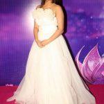Shalini Pandey, white dress