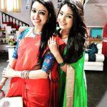 Sharanya Turadi, Nisha Krishnan, serial