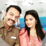 Sharanya Turadi, amith, police