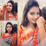 Sharanya Turadi, cute smile