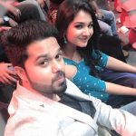 Sharanya Turadi, sanjeev, selfie