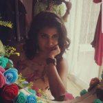 Shilpa Manjunath, mirror look