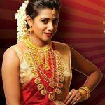 Shilpa Manjunath, traditional Look