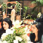 Shruti Haasan, Akshara Haasan, sister