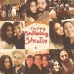 Shruti Haasan, birthday, best friend, collage