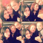 Shruti Haasan, mom, family, selfie,Akshara Haasan