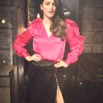 Shruti Haasan, pink dress, hd, 2018 images
