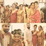 Shruti Haasan, saress, friends, marriage function