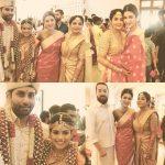 Shruti Haasan, saress, friends, marriage function