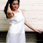 gayathrie, white dress