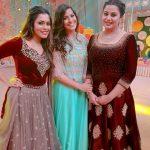 kiki vijay, varalaxmi, sangeetha, special show
