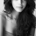 natasha suri in black and white photo 2