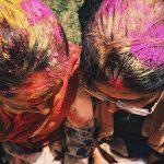 sanya malhotra  celebrating holi (14)