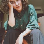 sanya malhotra  frizzy hair green dress(32)
