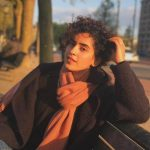 sanya malhotra  travel picture red scarf and black sweater(21)