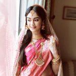 Adah Sharma, saree, traditional look
