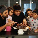 Allu Arjun, Sneha Reddy, birthday celebration