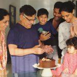 Allu Arjun, family, amma, appa