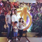 Allu Arjun, recent, family, cinema
