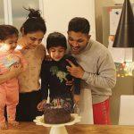 Allu Arjun, son birthday, family