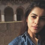 Anisha Victor, selfie, cover picture