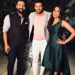 Arya, Santhanu, Kiki Vijay, Friends, 2018