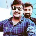 Atharvaa, shooting spot, Boomerang, actor sathish,